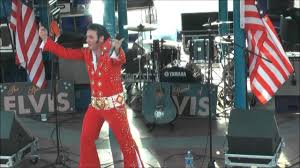 100 Andy Rodgers Elvis Tribute Red Sails Festival 2013