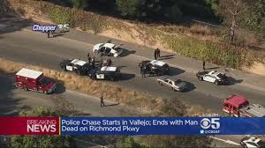 Police Chase Ends In Fatal Shooting In Richmond - YouTube
