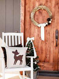 Home Decor Liquidators Llc by 20 Festive Front Porch Decorating Ideas For The Holidays Hgtv U0027s