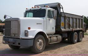 1993 International F9370 Dump Truck | Item 7318 | SOLD! June...