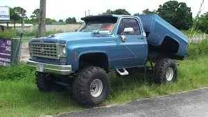 SWEET REDNECK 4WD CHEVY 4X4 SHORT BED DUMP BED FOR SALE 3500.00 ...