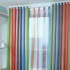 Blue Vertical Striped Curtains by Best Of Striped Blackout Curtains And Exclusive Fabrics Black And