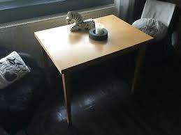 tisch ikea esstisch küche wohnzimmer birke hell furniert