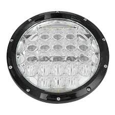Harley Davidson Light Fixtures by Inch 70w Philips Round Hi Lo Beam Led Headlight With Drl Function