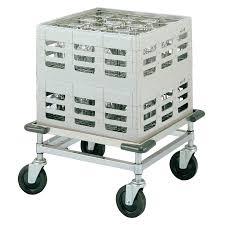 100 Glass Racks For Trucks Metro CB2121C Heavy Duty Aluminum Rack Dolly With Corner