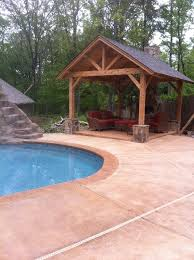 Outdoor Kitchens Covered Patios s