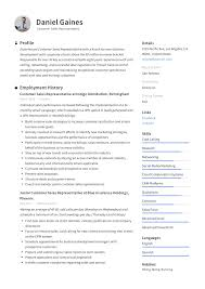 Guide: Customer Sales Representative Resume | +12 Samples ... Resume Writing For High School Students Olneykehila Resumewriting 101 Sample Rumes Included Carebuilder Step 1 Cover Letter Teaching English In Contuing Education For Course Columbia Services Nj Beyond All About Professional Service Orange County Writers Resume Writing Archives Rigsby Search Group Triedge Expert Freshers Hot Tips Rsumcv Writing 12 Things For A Fresher To Ponder Writingsamples Cy Falls College Career Center