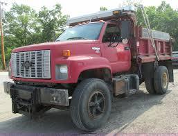 100 Dump Truck Tailgate 1995 Chevrolet Kodiak Dump Truck Item AW9928 SOLD Septe