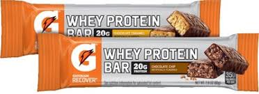 Amazon Gatorade Whey Protein Recover Bars Chocolate Chip 28oz 4 Pack Grocery Gourmet Food