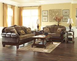 Milari Sofa And Loveseat by Ashley Furniture Cambridge Amber Living Room Set Sofa Loveseat