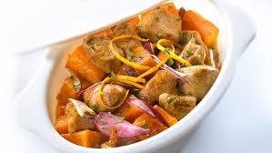 patate douce sautée facile et pas cher recette sur cuisine actuelle