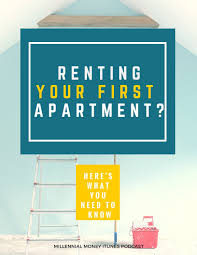 In This Podcast Episode Im Dishing Tips And Tricks To Help You Save Money Renting Your First Apartment