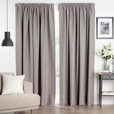 J Queen Kingsbridge Curtains by Pencil Pleat Curtain Rod Centerfordemocracy Org