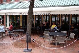 Tommys Patio Cafe by Tommy Doyle U0027s Irish Pub Cambridge Ma Kendall Square Cello U0027s