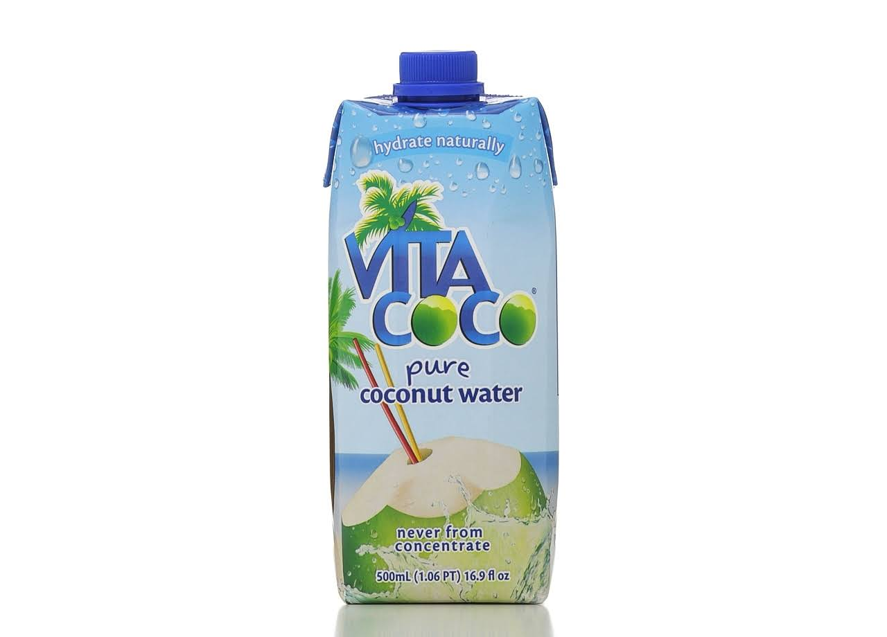 Vita Coco 100% Pure Coconut Water - 16.9oz