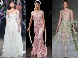 Wedding Dresses Fall 2018 Bridal Fashion Week