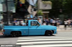 The Shakotan GMC Pickup - Speedhunters 6500 Shop Truck 1967 Chevrolet C10 1965 Stepside Pickup Restoration Franktown Chevy C Amazoncom Maisto Harleydavidson Custom 1964 1972 V100s Rtr 110 4wd Electric Red By C10robert F Lmc Life Builds Custom Pickup For Sema Black Pearl Gets Some Love Slammed C10 Youtube Astonishing And Muscle 1985 2 Door Real Exotic Rc V100 S Dudeiwantthatcom