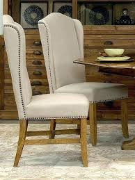 Stylish Marvelous High Back Wood Dining Chair Starlize Room Chairs Designs