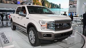 The Most Expensive 2018 Ford F-150 Is $71,185
