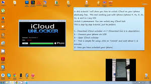 How To Free Unlock iCloud Activation Lock Screen Permanently on