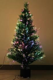 3ft Christmas Tree Fibre Optic by Fiber Optic Christmas Tree 7ft Christmas Ideas