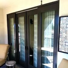Pella Patio Door Sliding Patio Doors With Round Table Outdoor