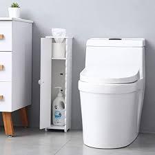 veryke badezimmer eckschrank mit türen und regalböden