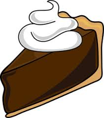 Chocolate Cake clipart cartoon 1