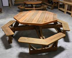 Lifetime Folding Picnic Table Assembly Instructions by Best 25 Octagon Picnic Table Ideas On Pinterest Picnic Table