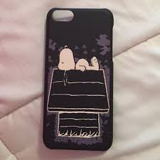 off Walmart Accessories Snoopy iPhone 5c case from Justina s