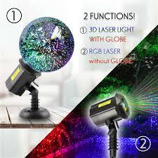 Firefly Laser Lamp Diamond by Rgb Motion Laser Lights With 3d Globe Xlaserlight