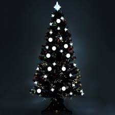 6ft Fibre Optic Christmas Tree Bq by Led Pop Up Christmas Tree Christmas Lights Decoration