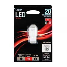 feit led g9 jc led halogen replacement bulb g9 led earthled