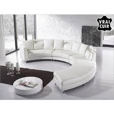 canape arondi canape arrondi dans canapé achetez au meilleur prix avec