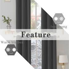 gardinen vorhänge verdunklungsgardine thermogardinen