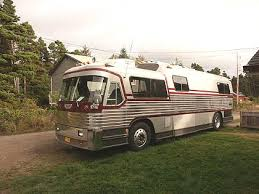 Advantages Of A Vintage Bus Conversion As Motorhome