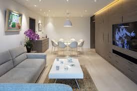100 Modern Interior Designs For Homes Clean Contemporary Interior Design Gives A Hong Kong Flat An