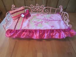 Our Generation Battat Doll Bed for American Girl Dolls Central
