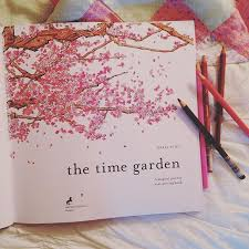 Relive The Joy Of Coloring With New Adult Books Like Time Garden By Daria