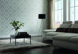Graphic Wallpaper In Black And White Design By Bd Wall Burke Decor