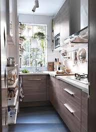 amenager une cuisine en longueur comment am nager une cuisine en longueur types avantages et