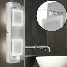 design led wand strahler le feuchtraum bad spiegel