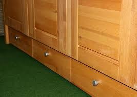 schlafzimmer set bett 180x200 schrank 4türig kommode kernbuche geölt