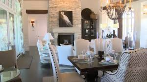 Southern Living Family Rooms by Episode 2 Southern Living Showcase Home Living Room Youtube