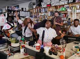 Listen To The New Single From Tiny Desk Contest Winners Tank And
