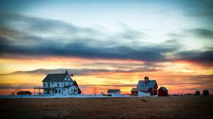 Christmas Tree Farm Lincoln Nebraska by Wessels Living History Farm