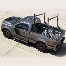 100 Truck Ladder Racks F2C Adjustable Utility Universal Up To 650LB Capacity 2Bar Cargo
