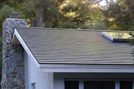 here s what the tesla solar roofs look like in the curbed