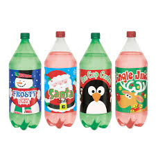 7ft Pencil Christmas Tree Michaels by Christmas Soda Bottle Stickers Christmas Party Decorations