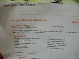 Libbys Pumpkin Muffins Chocolate Chips by Pumpkin Chocolate Chip Muffins Redux See Sarah Eat